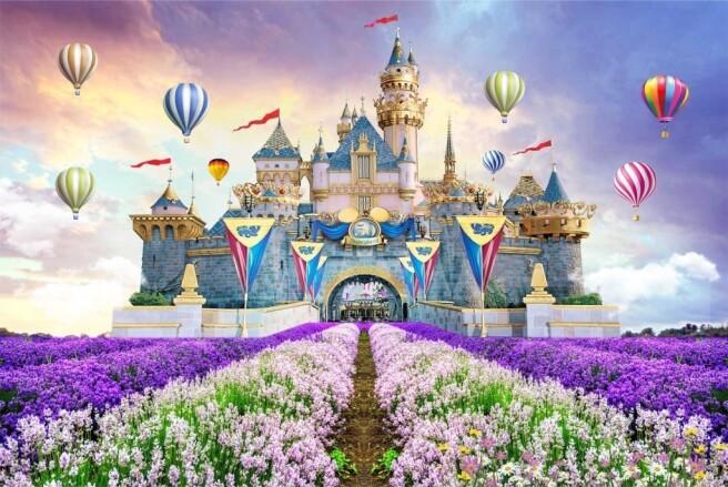 Сказочный замак