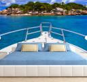 Фотообои Спальня на яхте