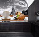 Фотообои завтрак в париже