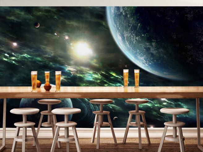Фотообои Экзопланеты