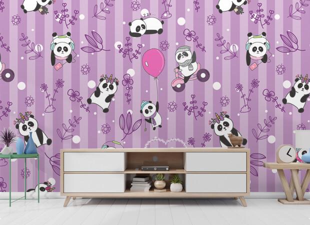 Прикольные панды