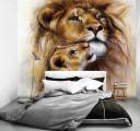Фотообои львенок