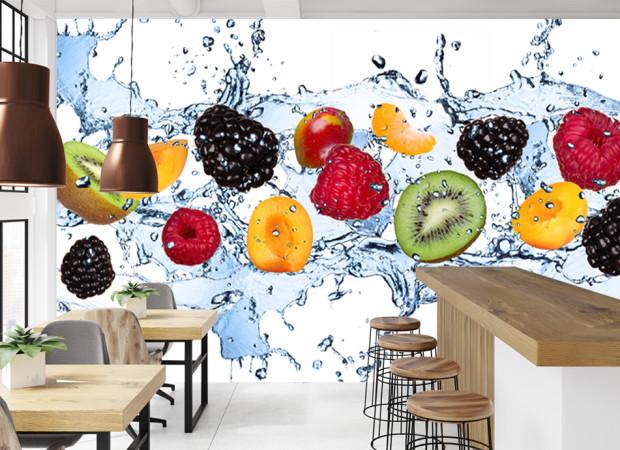 фрукт в воде