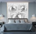 Фотообои 3D лилии