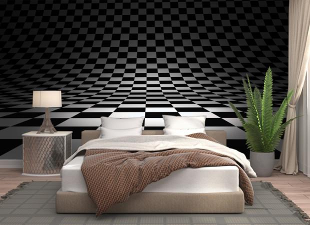 Шахматная иллюзия