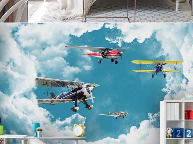 Четыре самолета