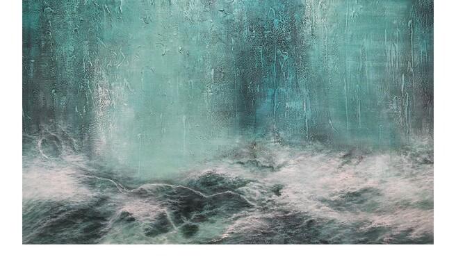 Море за стеклом