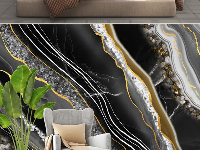 Фотообои Полосатый мрамор