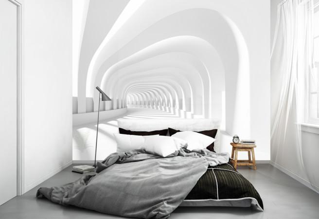 белоснежные коридоры