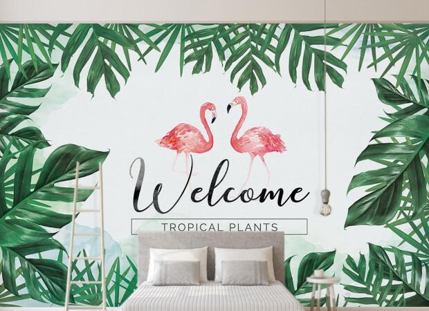 Добро пожаловать в тропический мир