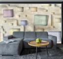подушки на стене