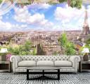 Фотообои городская панорама