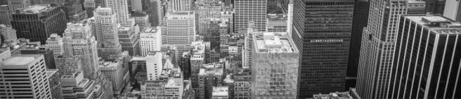 Фотообои Город в долине