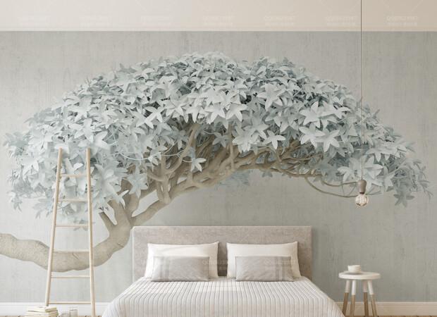 Дерево из африканской саванны