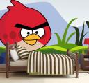 Фотообои Angry birds