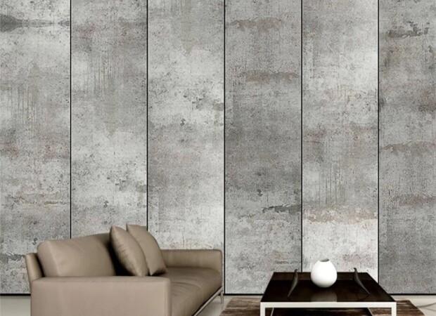 вертикальный бетон