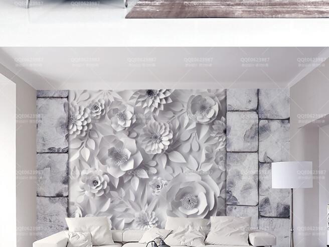 Розы в бетонной стене