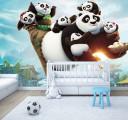 маленькие кунг-фу панды