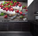 Фотообои фруктовый пирог