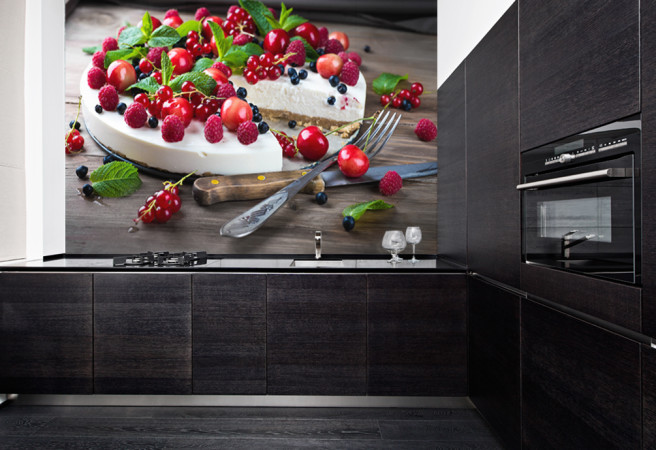 фруктовый пирог