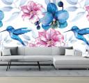Фотообои колибри