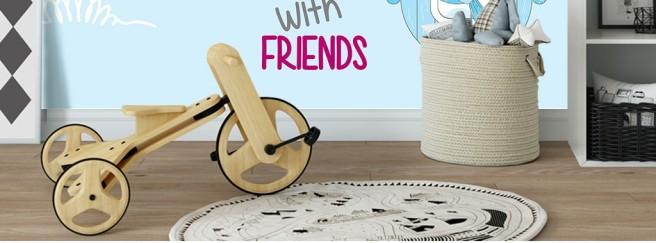 Веселье с друзьями