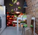 Фотообои кулинарные шедевры
