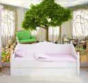 Фотообои дерево в комнате