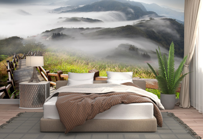 Фотообои Туман
