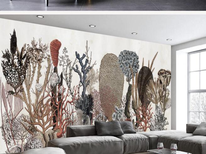 Высокие кораллы