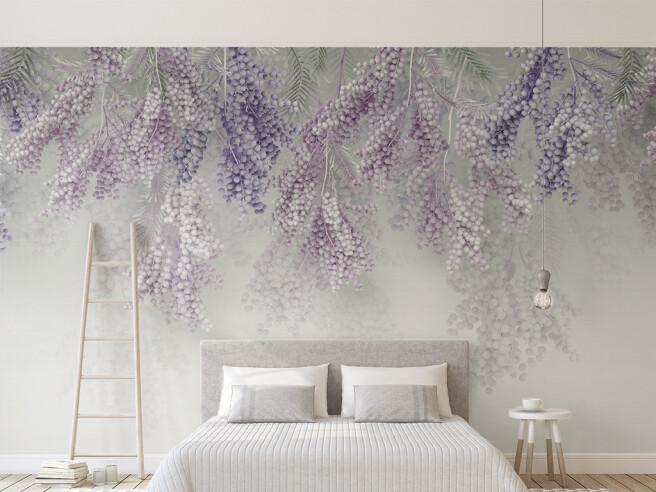 Фотообои Виноградные грозди