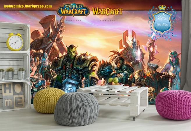 Фотообои warcraft 4