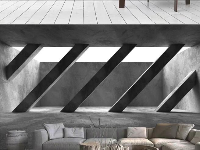 Фотообои Бетонные стены