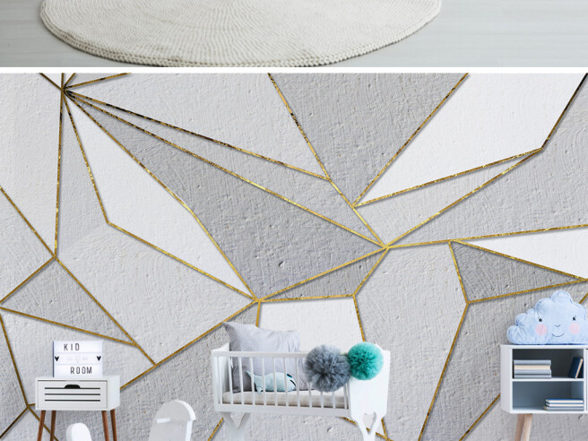 Серо-золотые треугольники