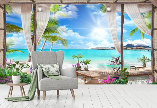 бунгало в раю