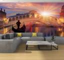 Фотообои закат в венеции