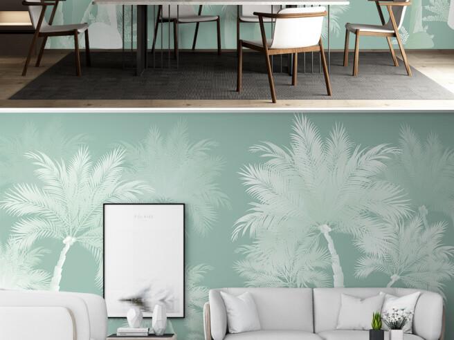 Белые пальмы