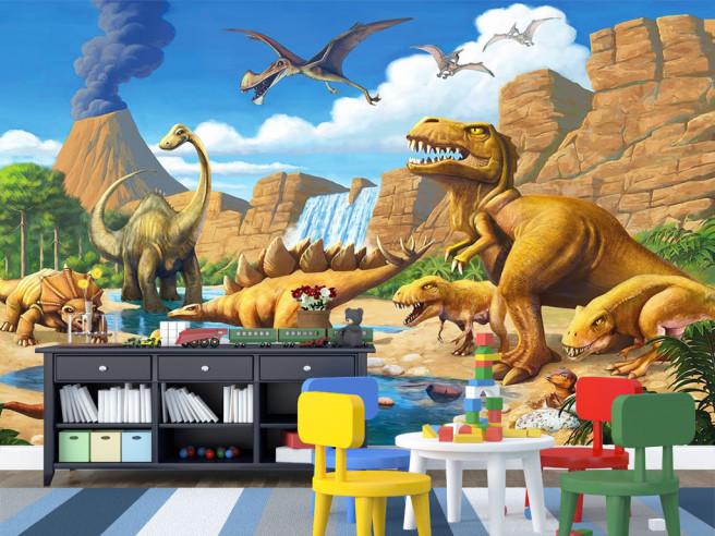 Эпоха динозавров