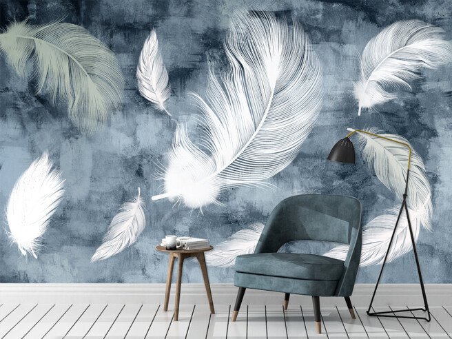 Воздушные перья