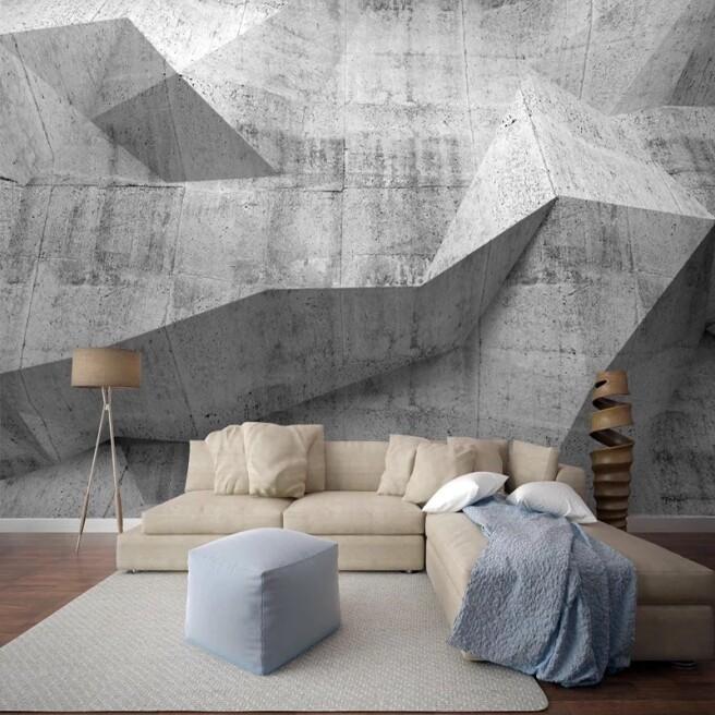 Принт бетон бетон м650