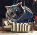 Фотообои чеширский кот