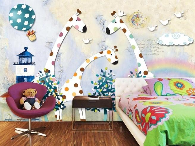 Белые жирафы