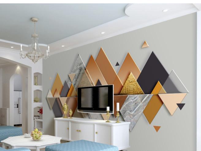 Отражение треугольников