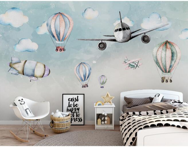 Боинг и воздушные шары