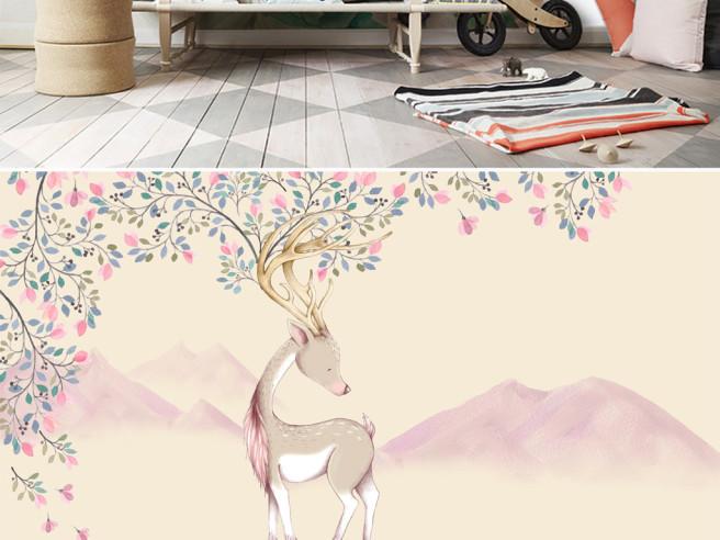 Рога — деревья