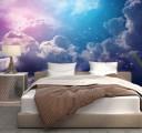 Фотообои ультрамариновые небеса