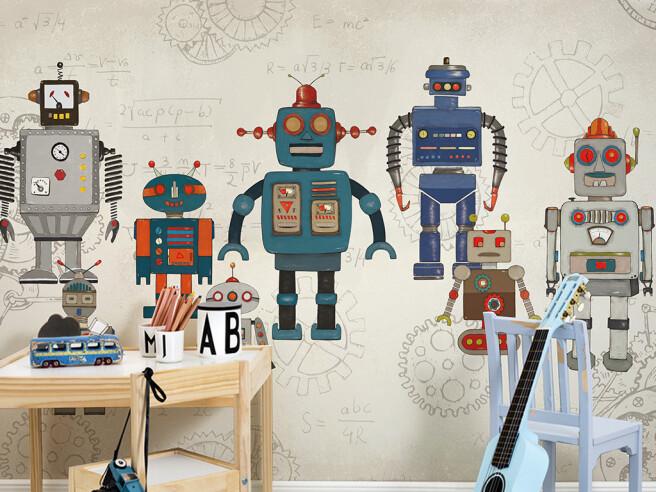 Роботы — железяки