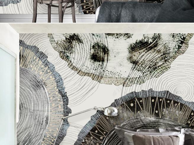 Фотообои Загадочные круги