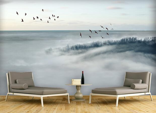 Птицы над Тайгой