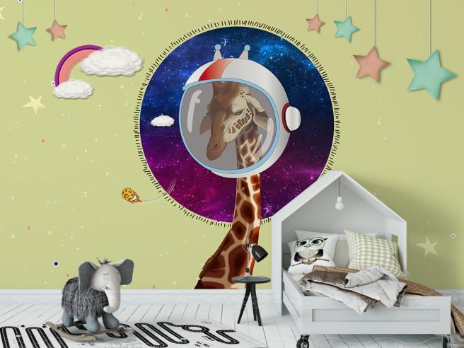 Жираф — космоновт